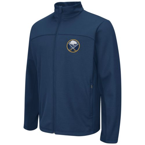 Men's Buffalo Sabres Performance Full-Zip Fleece Jacket