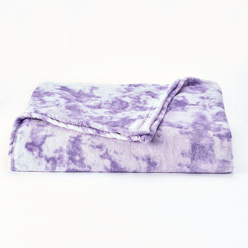 Grand Collection Horizons Micro Plush Blanket