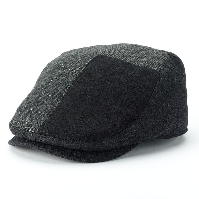 Apt. 9® Patch Wool-Blend Driving Cap - Men