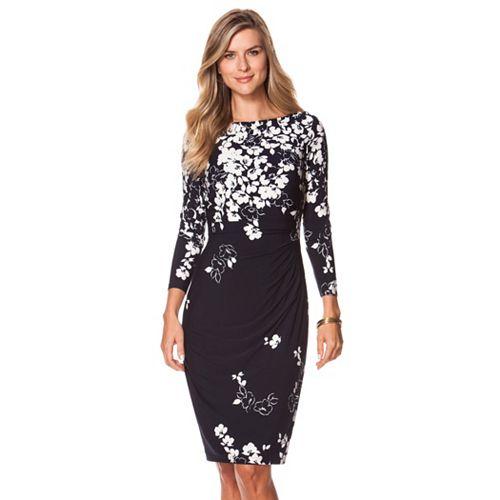Womens Chaps Sheath Dress Kohls On Sale Spottedmod