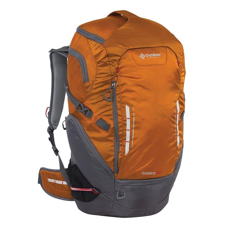 Outdoor Products Solstice 50-Liter Internal Frame Backpack