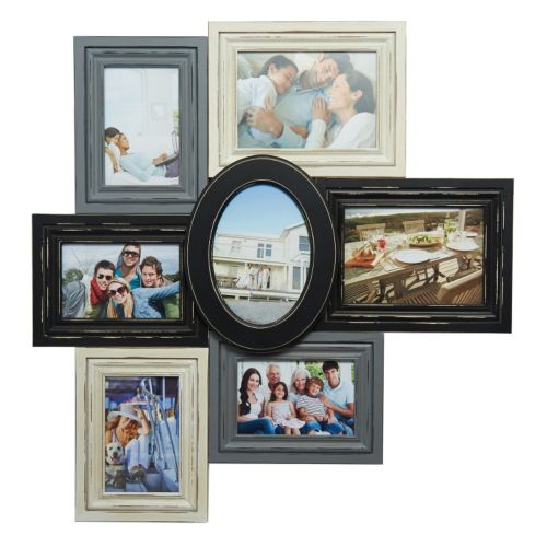 7 opening collage picture frame