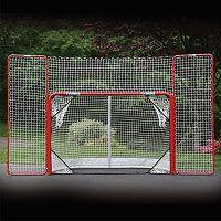 EZ Goal Pro-Style Folding Hockey Backstop