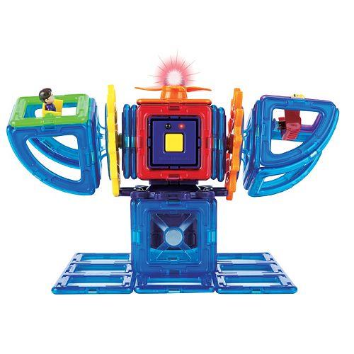 4c5cfb356 ... Magformers 60-Piece Power Gear Set