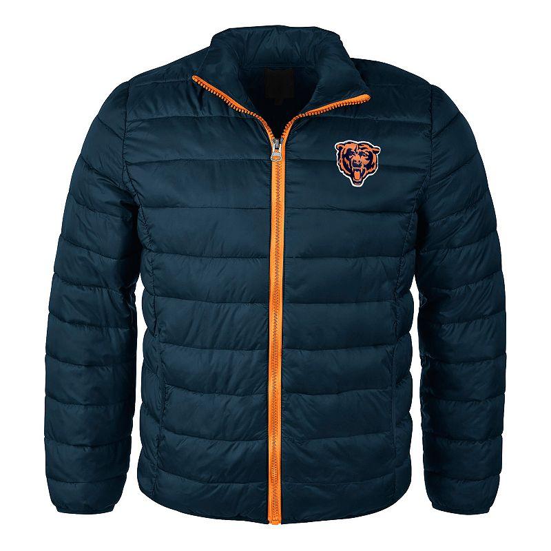 Men's Chicago Bears Touchdown Puffer Jacket
