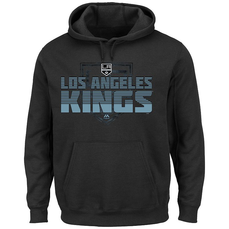 Men's Majestic Los Angeles Kings Call it Out Hoodie