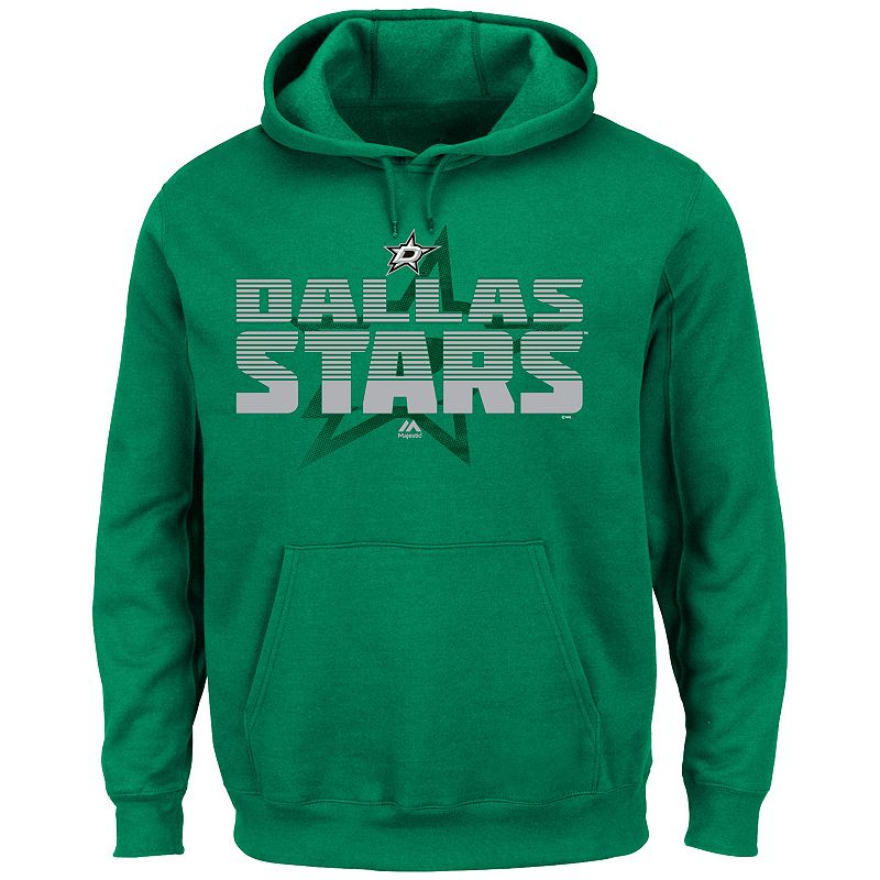 Men's Majestic Dallas Stars Call it Out Hoodie