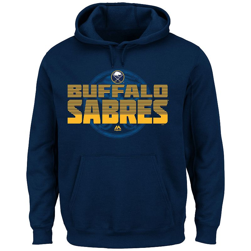 Men's Majestic Buffalo Sabres Call it Out Hoodie