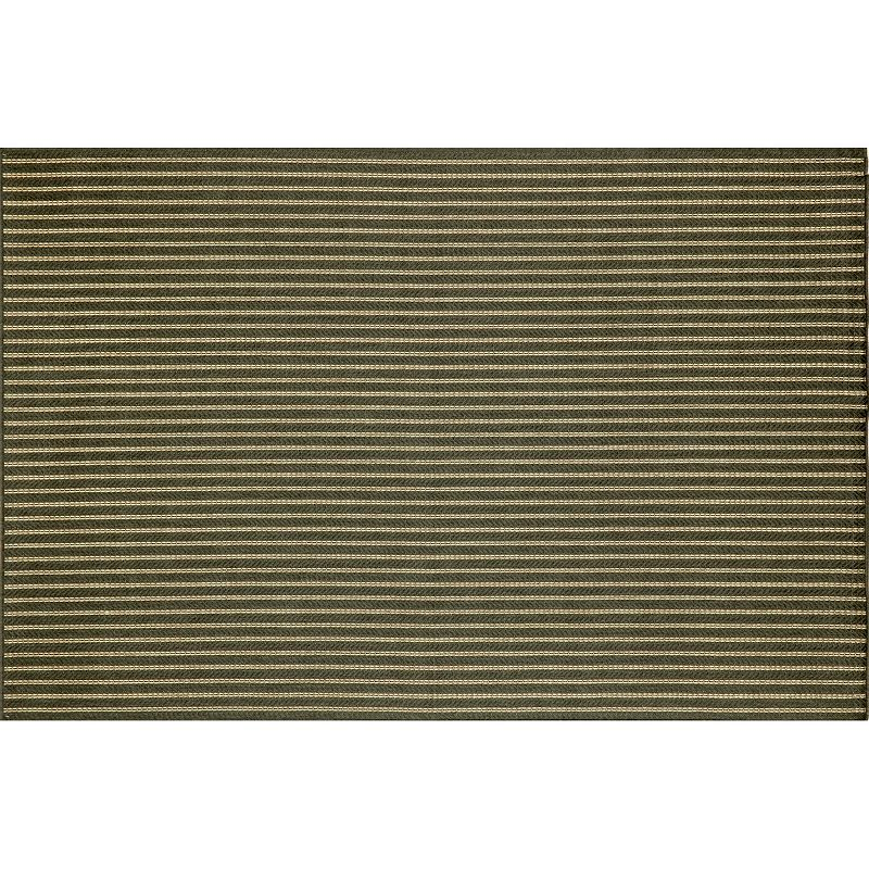 Trans Ocean Imports Liora Manne Monterey Texture Stripe Indoor Outdoor Rug