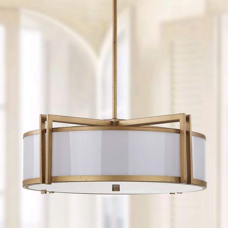 Safavieh Orb Drum Pendant Lamp