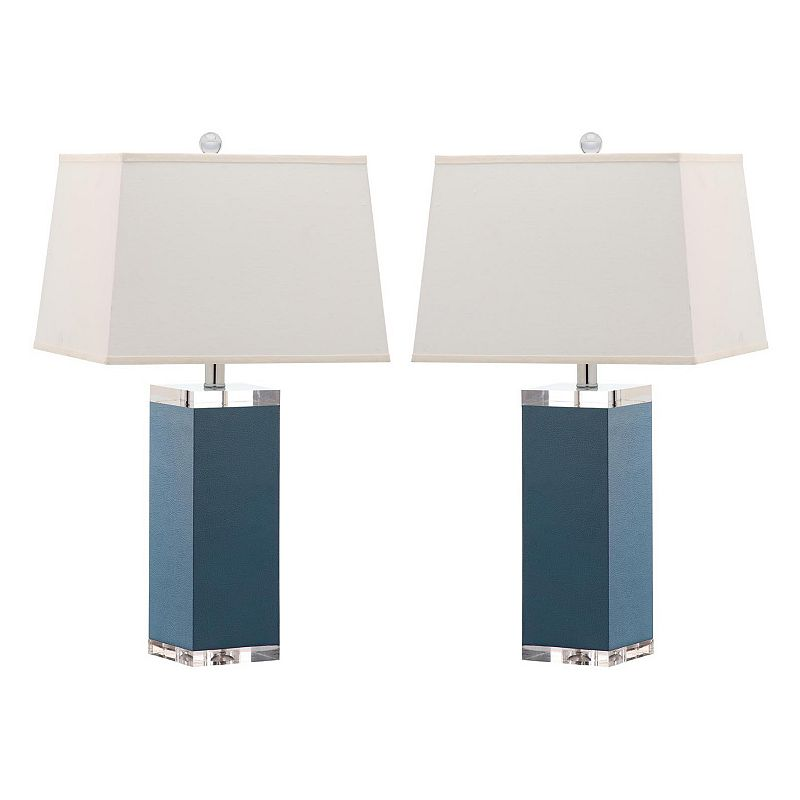 Safavieh 2-piece Deco Table Lamp Set