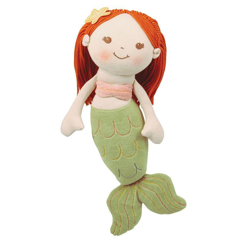 My Natural Good Earth Fairy Mermaid Plush Doll