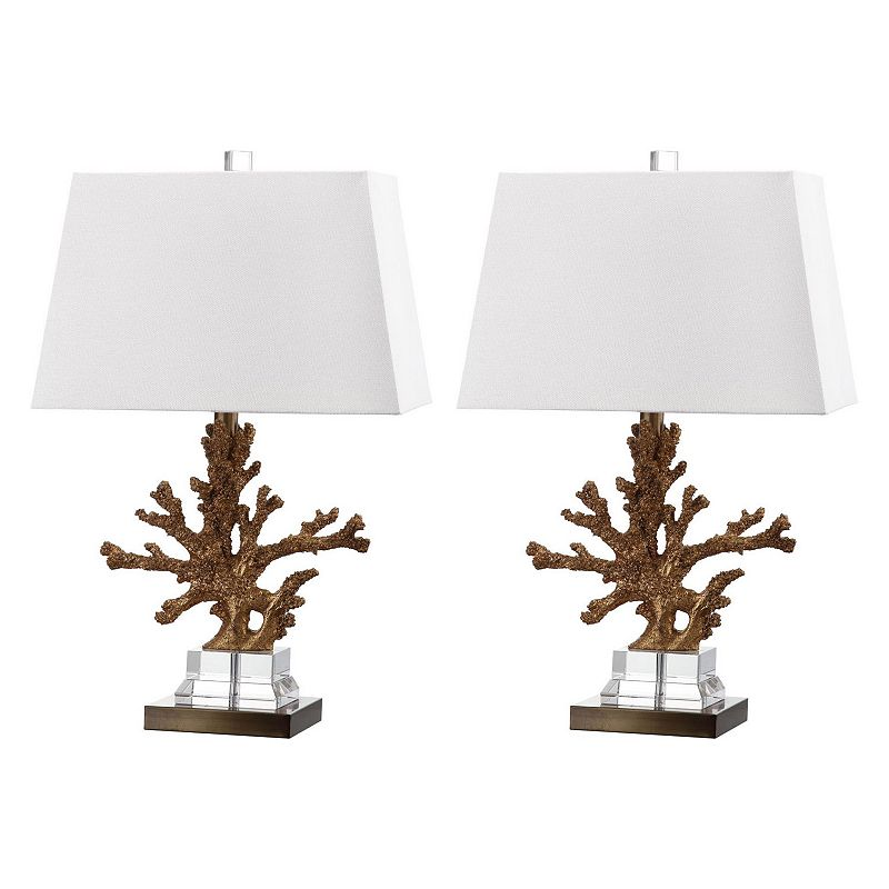Safavieh 2-piece Bashi Table Lamp Set