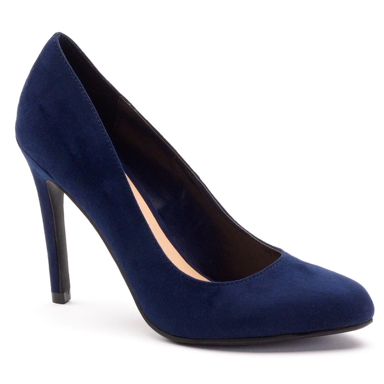 Womens Blue Heels