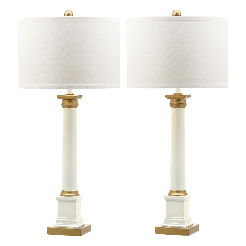 Safavieh 2-piece Henley Table Lamp Set