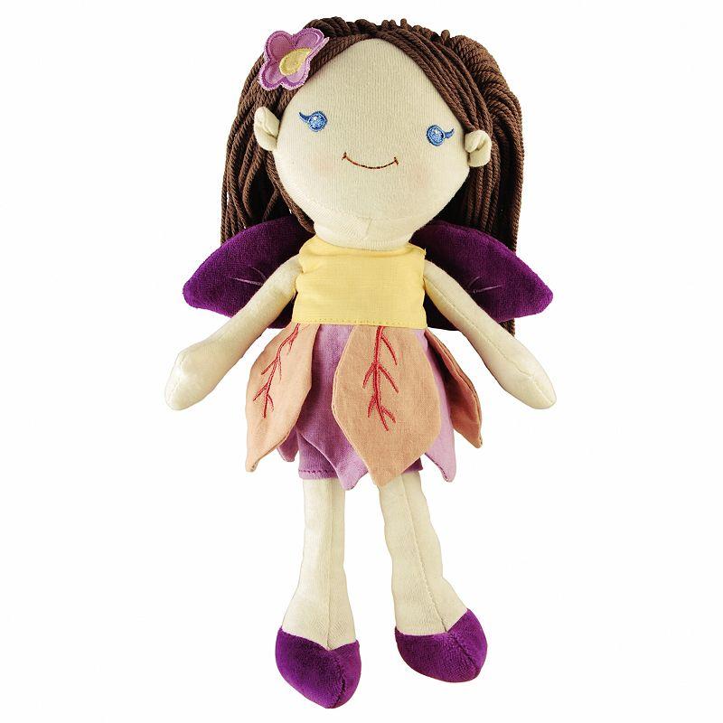 My Natural Good Earth Fairy Rag Doll Gift