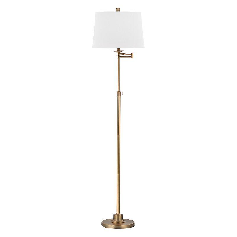 safavieh nadia floor lamp. Black Bedroom Furniture Sets. Home Design Ideas