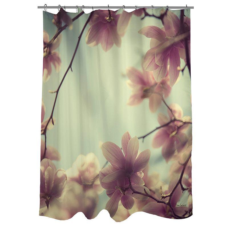 Thumbprintz Daydream Believers Fabric Shower Curtain