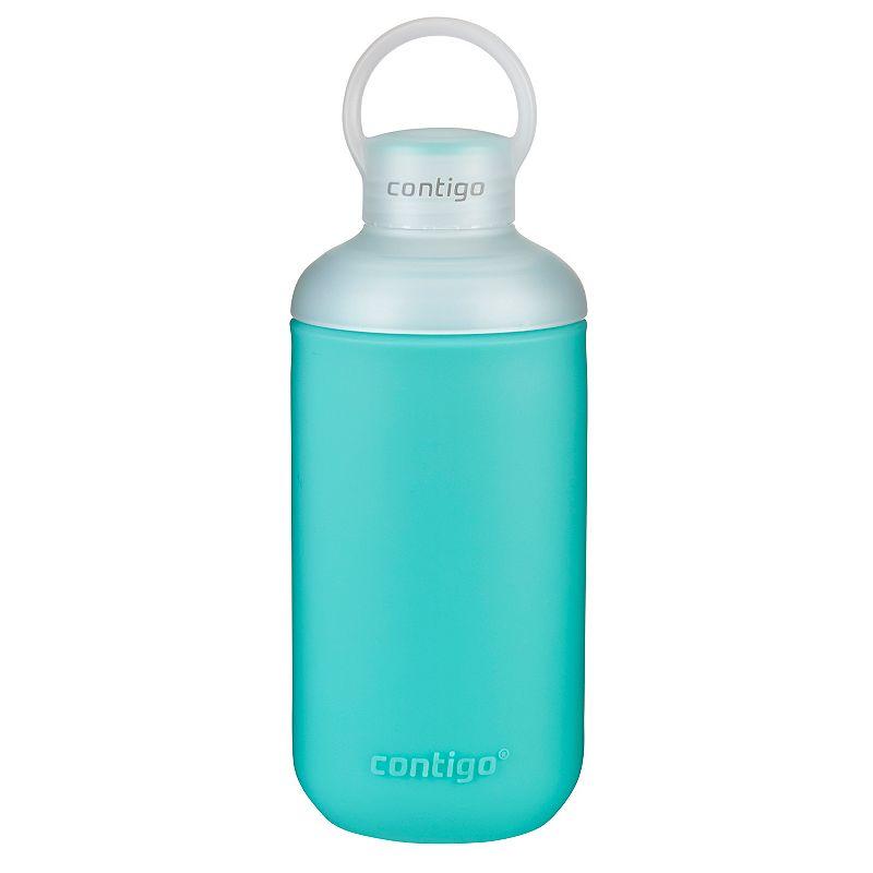 Water Bottle Youtube: Green Dishwasher Safe Water Bottle