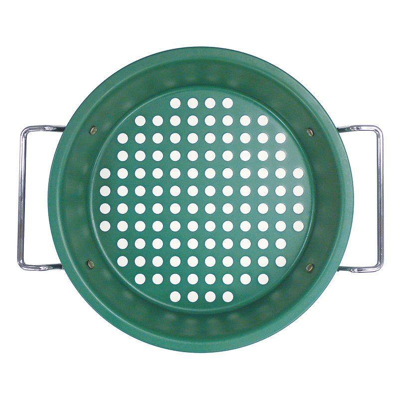 Mr. Bar-B-Q 10-in. Ceramic Deep Dish Grill Pan