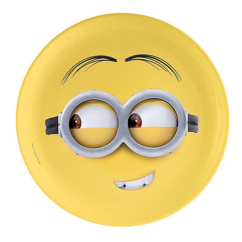 Zak Designs Despicable Me Minions 10-in. Melamine Plate