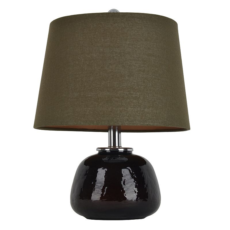 Decor Therapy Coffee Table Lamp