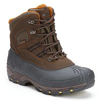 Kamik Warrior Men's Waterproof Winter Boots
