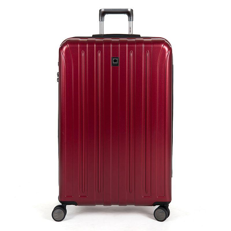 Delsey Helium Titanium 29-Inch Hardside Spinner Luggage