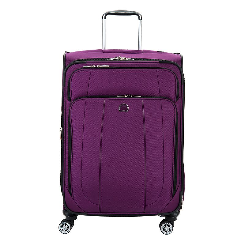 Delsey Helium Cruise 25-Inch Spinner Luggage