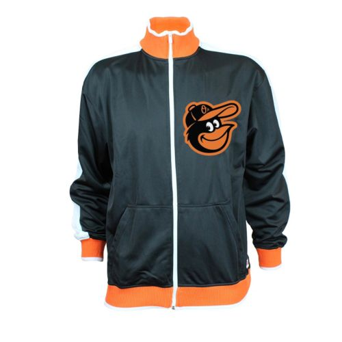 Men's Stitches Baltimore Orioles Track Jacket