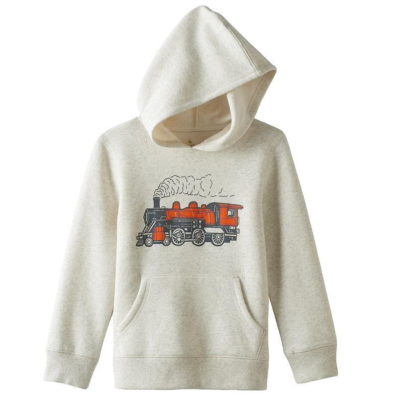 Boys 4-7x Jumping Beans® Graphic Hoodie