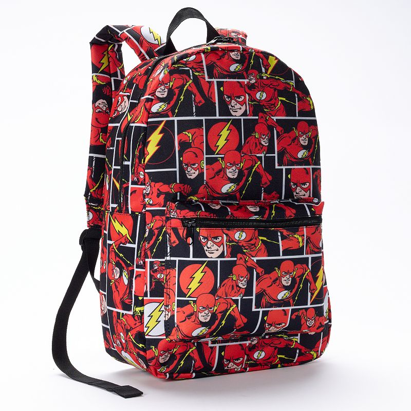 DC Comics Flash Comic Backpack