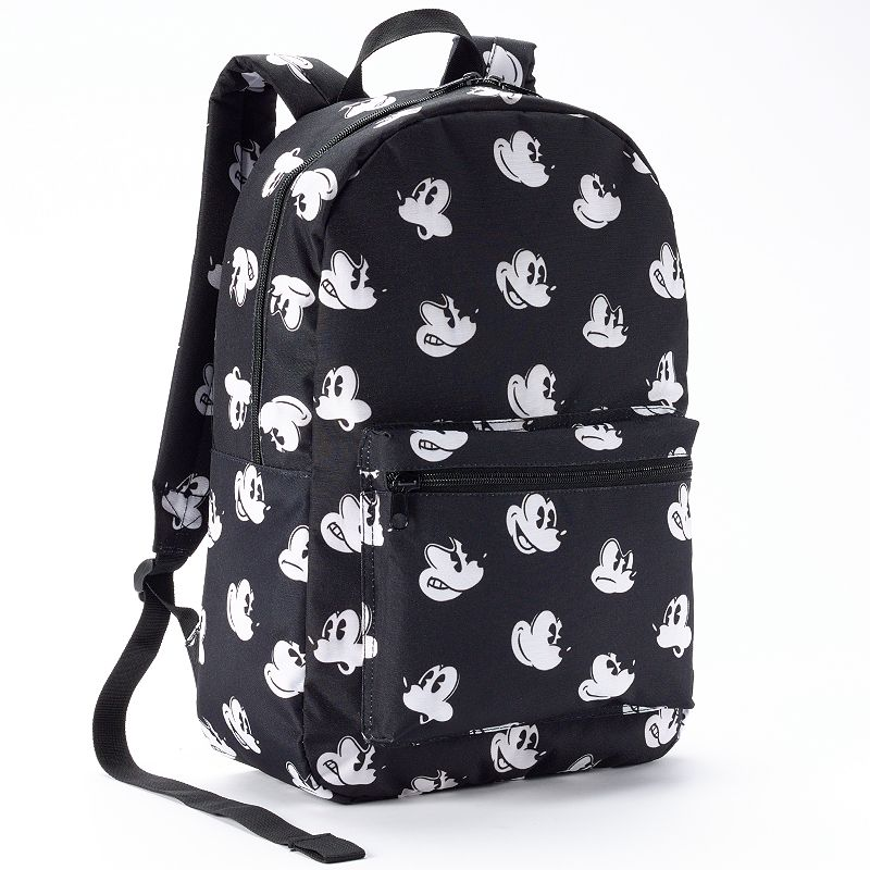 Disney Mickey Toss Print Backpack