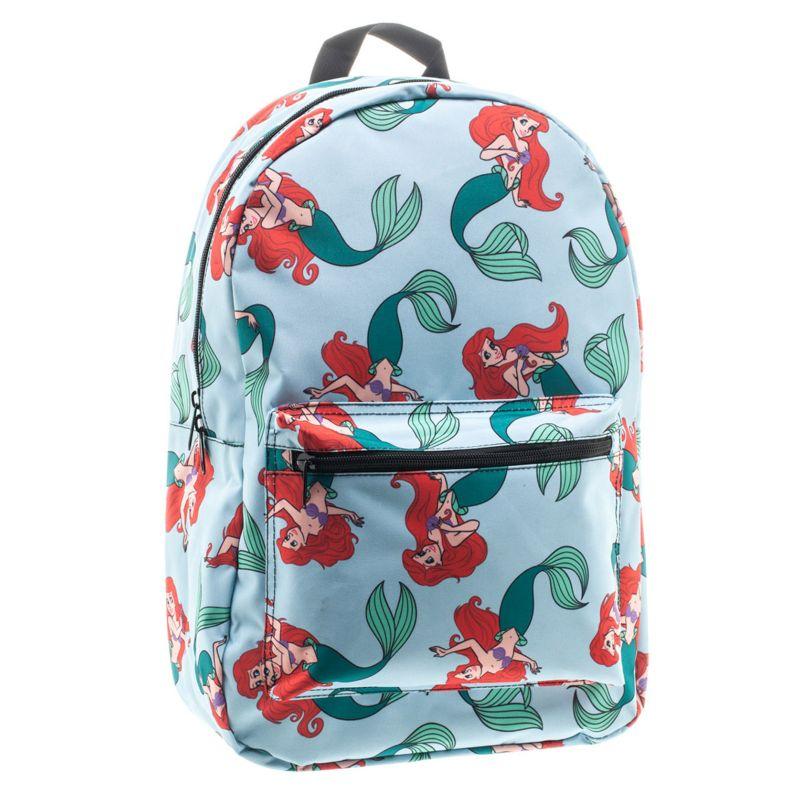 Disney's The Little Mermaid Ariel Backpack, Blue