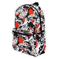 DC Comics Harley Quinn Batman Backpack