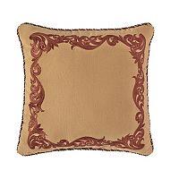 Estate by Croscill Regalia 16'' x 16'' Fashion Throw Pillow