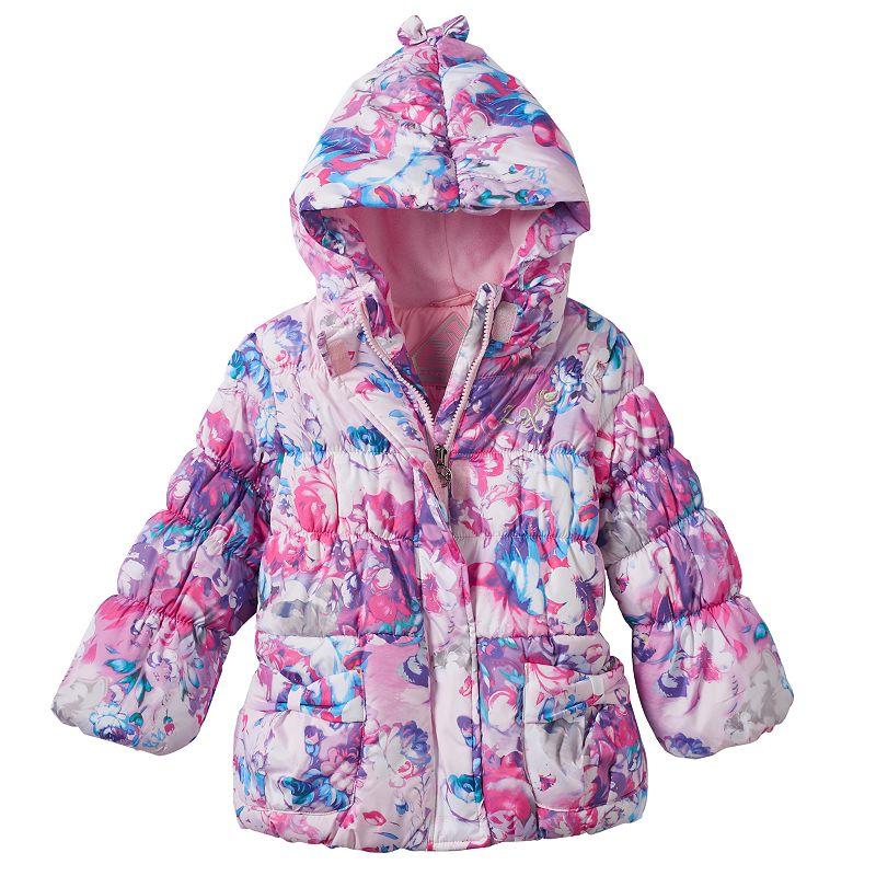 Toddler Girl ZeroXposur Christine Puffer Jacket
