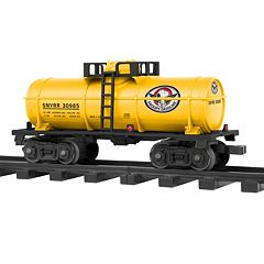 Snoopy Railroad G Gauge Tank Car by Lionel Trains