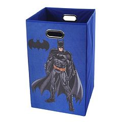 Batman Collapsible Laundry Basket  by