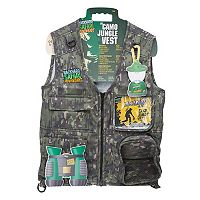 Backyard Safari Camo Jungle Vest