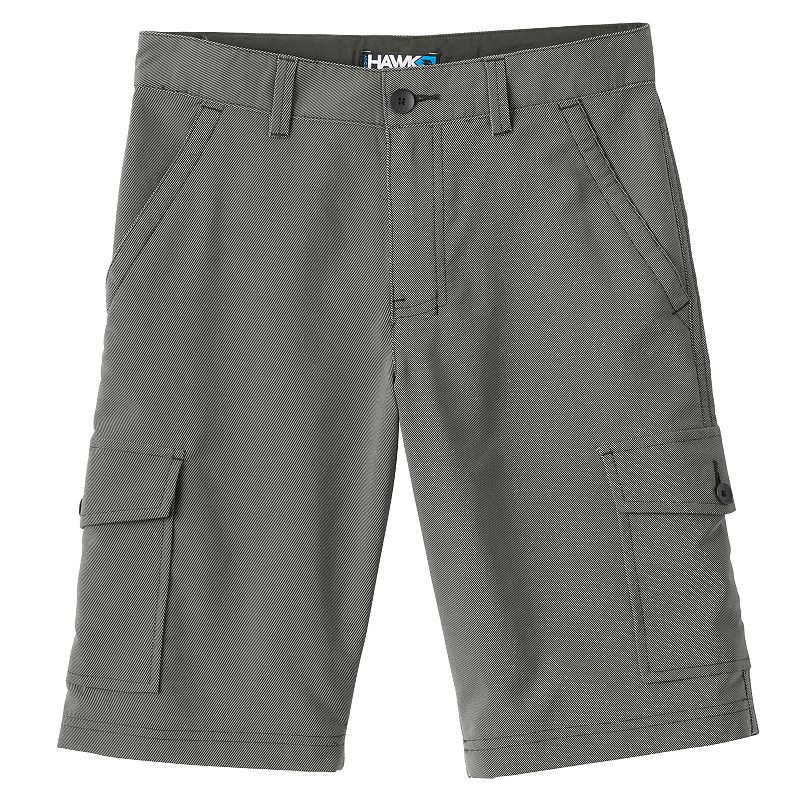 Boys 8-20 Tony Hawk® Solid Textured Performance Cargo Shorts