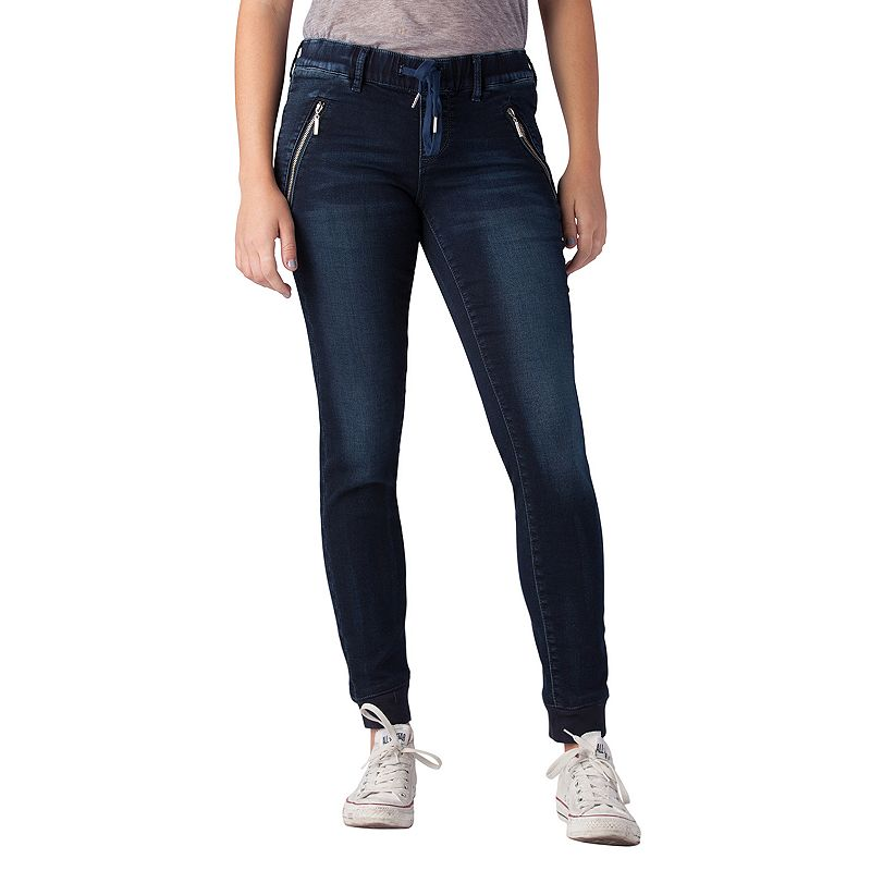 Seven7 Distressed Jogger Jeans - Women's