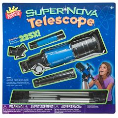 Scientific Explorer Super Nova Telescope by