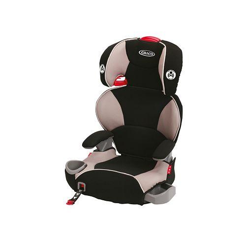graco high back affix booster seat. Black Bedroom Furniture Sets. Home Design Ideas