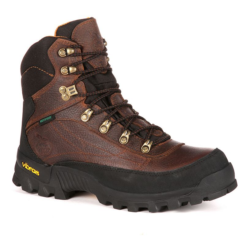 Georgia Boot Crossridge Men's 6-in. Waterproof Hiker Work Boots
