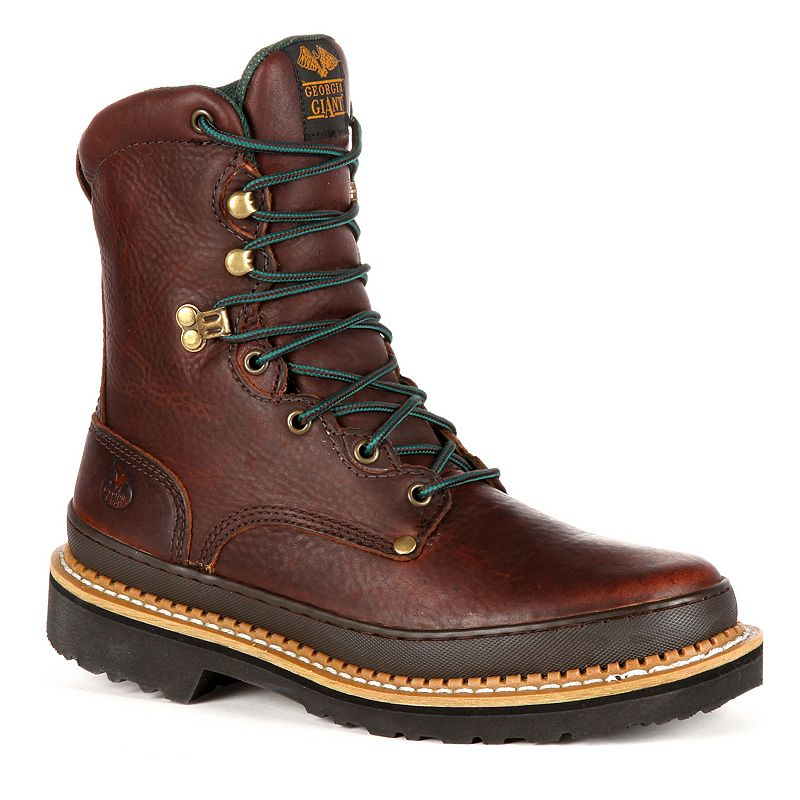 Georgia Boot Giant Men's 8-in. Work Boots