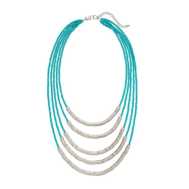 Aqua Beads Necklace Kohl 39 S