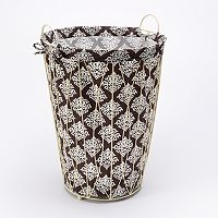 Lukasian House Ayan Wire Laundry Hamper
