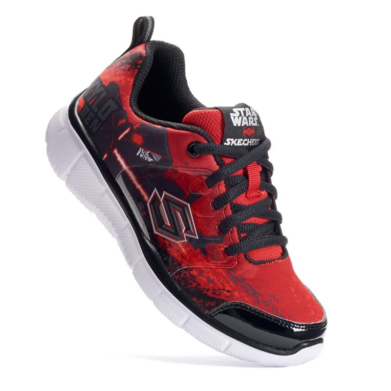Skechers Star Wars: Episode VII The Force Awakens Kylo Ren Boys' Running Shoes