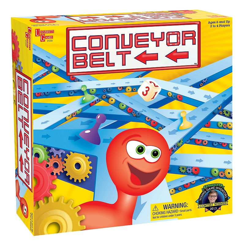 Conveyor Belt Game by University Games